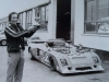 tony-charnell-and-chevron-b36-outside-mogil-motors-dumfries-after-winning-2-litre-group-6-class-at-le-mans-in-1979